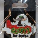 Walt Disney Imagineering WDI Goofy's Sky School Logo Pin Limited Edition 300