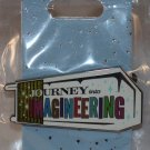 Walt Disney Imagineering WDI 60th Anniversary Journey Into Imagineering Pin Limited Edition 500