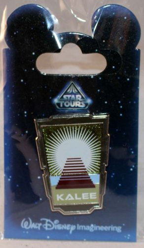 Walt Disney Imagineering WDI Star Tours Mystery Pin Kalee Limited Edition 200