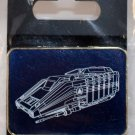 Walt Disney Imagineering WDI Star Tours Blueprints Pin Starspeeder 1000 Limited Edition 250