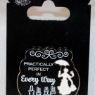 Disney Parks Mary Poppins Pin with Practically Perfect in Every Way