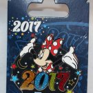 Walt Disney World 2017 Minnie Mouse Pin