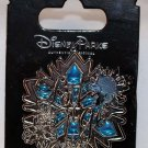 Disney Parks Mirror Pin Frozen's Elsa Let It Go
