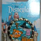 A Piece of Disneyland History Pin with Souvenir Submarine Voyage 2014 Limited Edition 1500