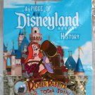A Piece of Disneyland History Pin with Souvenir Car Toon Spin 2014 Limited Edition 1500 Jessica