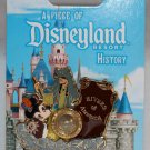 A Piece of Disneyland History Pin with Souvenir Rivers of America 2014 Limited Edition 1500
