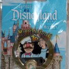 A Piece of Disneyland History Pin with Souvenir Muppet Vision 3D 2014 Limited Edition 1500