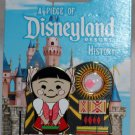 A Piece of Disneyland History Pin with Souvenir It's A Small World 2015 Limited Edition 2000
