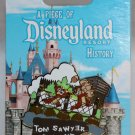 A Piece of Disneyland History Pin with Souvenir Tom Sawyer Island 2015 Limited Edition 2000