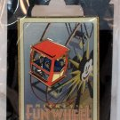Walt Disney Imagineering WDI DCA Attraction Poster Pin Mickey's Fun Wheel Limited Edition 300
