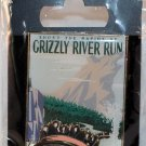 Walt Disney Imagineering WDI DCA Attraction Poster Pin Grizzly River Run Limited Edition 300
