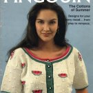 Pingouin Knitting Magazine Number US02 Cottons of Summer 17 Couture Designs from France