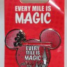 runDisney 2016 Every Mile Is Magic Slider Pin Mickey Mouse