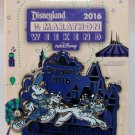 runDisney Disneyland 2016 Half Marathon Weekend Pin Half Marathon Limited Release Mickey