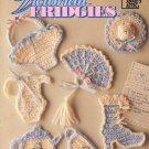 Annie's Attic Crochet Victorian Fridgies 14 Designs