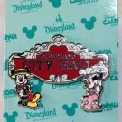 Disneyland Resort Reveal-Conceal Mystery Pin Collection City Hall Limited Release
