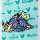 Disneyland Resort Reveal-Conceal Mystery Pin Collection New Orleans Square Limited Release