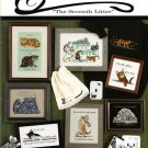 Jeanette Crews Designs Cattitudes The Seventh Litter 12 Designs to Cross Stitch