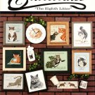 Jeanette Crews Designs Cattitudes The Eighth Litter 12 Designs to Cross Stitch