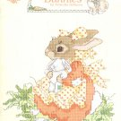 Designs by Gloria and Pat Bashful Bunnies to Cross Stitch 15 Designs