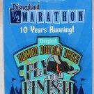 runDisney Disneyland 2015 Half Marathon Weekend Dumbo Double Dare Pin Limited Release