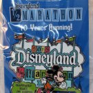 runDisney Disneyland 2015 Half Marathon Weekend 10th Anniversary Pin Limited Edition 3000