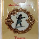 Walt Disney Imagineering WDI Pirates of the Caribbean Concept Art Pin Auctioneer Ltd Ed 250