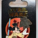 Disney Star Wars May the 4th Be With You 2015 Pin Mickey Mouse Limited Release