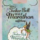 DLR runDisney 2014 Tinker Bell Half Marathon Weekend Half Marathon Pin Limited Release