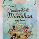 DLR runDisney 2014 Tinker Bell Half Marathon Weekend 10K Run Pin Limited Release