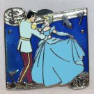 Date Nite at Disneyland Park 2016 Dancing Couples Mystery Pin Cinderella and Prince Limited Release