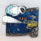 Date Nite at Disneyland Park 2016 Dancing Couples Mystery Pin Wall-E and Eve Limited Release