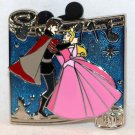 Date Nite at Disneyland Park 2016 Dancing Couples Mystery Pin Aurora and Phillip Limited Release