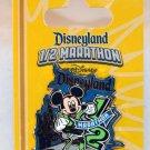 runDisney Disneyland 2014 Half Marathon Weekend Half Marathon Pin Limited Release