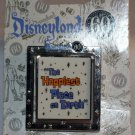 Disneyland 60th Anniversary Diamond Celebration Pin Happiest Place on Earth Limited Edition 1500