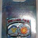 Disneyland 60th Anniversary Diamond Decades Collection Pin Paradise Pier Limited Edition 3000