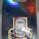 Disneyland 60th Anniversary Diamond Decades Collection Pin Casting Agency Limited Edition 5000