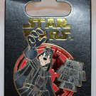 Disney Star Wars 2015 May the Fifth Pin Goofy as Darth Vader Limited Release
