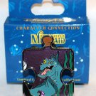Disney Character Connection Little Mermaid Puzzle Piece Mystery Pin Jetsam Limited Edition 900