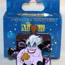 Disney Character Connection Little Mermaid Puzzle Piece Mystery Pin Ursula Chaser Ltd Edition 600