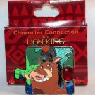 Disney Character Connection Lion King Puzzle Piece Mystery Pin Pumbaa Limited Edition 900