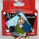 Disney Character Connection Alice in Wonderland Puzzle Piece Mystery Pin Walrus Limited Edition 1100