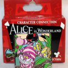 Disney Character Connection Alice in Wonderland Puzzle Piece Mystery Pin Cheshire Cat Ltd Ed 1100