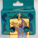 Disney Character Connection Aladdin Puzzle Piece Mystery Pin Magic Carpet Limited Edition 1100