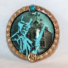 Disneyland Haunted Mansion 45th Anniversary Mystery Pin Collection Duelist Two Limited Release