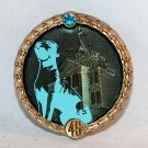 Disneyland Haunted Mansion 45th Anniversary Mystery Pin Collection Dog Chaser Limited Edition 450
