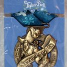Disneyland runDisney Tinker Bell Half Marathon Weekend 2017 5K Ribbon Medal Pin Limited Release