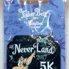 Disneyland runDisney Tinker Bell Half Marathon Weekend 2017 5K Pin Limited Release