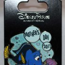 Disney Pixar Finding Dory Mother's Day 2017 Pin Jenny and Baby Dory Limited Edition 5000