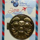 Disney Vacation Club 2016 Compass Collection Pin Chip and Dale Limited Edition 2500
